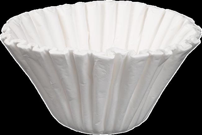 Korbfilterpapier